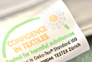 OEKO-TEX Standard Cetification for mulberry silk-filled duvets