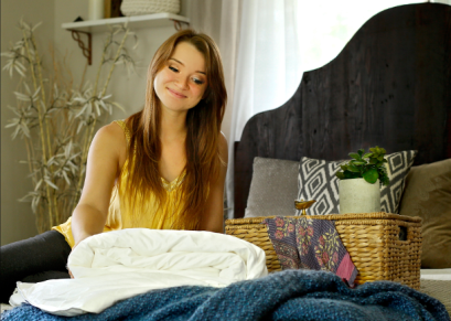 Asthma and mulberry silk-filled duvets from Silk Bedding Direct