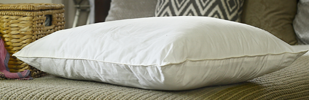 Silk duvets provide and even warmth with no cold spots, guaranteed